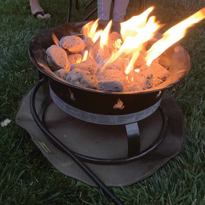 Fire Pit And Deck Heat Shield Mkh Wholesale